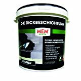 MEM Bitumen Dickbeschichtung 2-K 30 kg