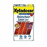 Xyladecor Holzschutzlasur 2in1 Aussen, 5 Liter, Farbton Farblos