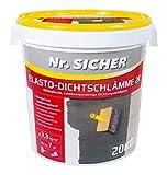 Nr.SICHER Elasto-Dichtschlämme 2K 20kg