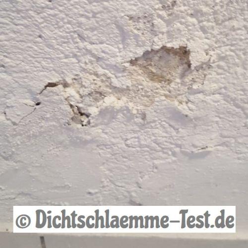 Schaden am Mauerwerk durch Feuchtigkeit