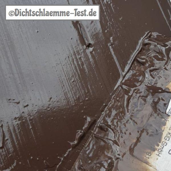 Bitumenanstrich für Flachdach: Dach mit Bitumen streichen