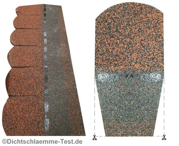 bitumenschindeln verlegen anleitung tipps zum material. Black Bedroom Furniture Sets. Home Design Ideas